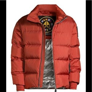 Moose Knuckle Mens Maginot Quilted Puff Jacket M